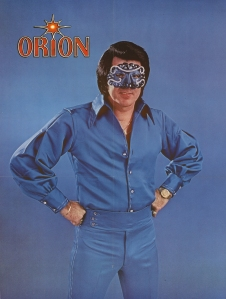 Orion, photo courtesy of Sun Records